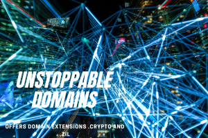 Create your censorship-resistaant website using Unstoppable Domains.