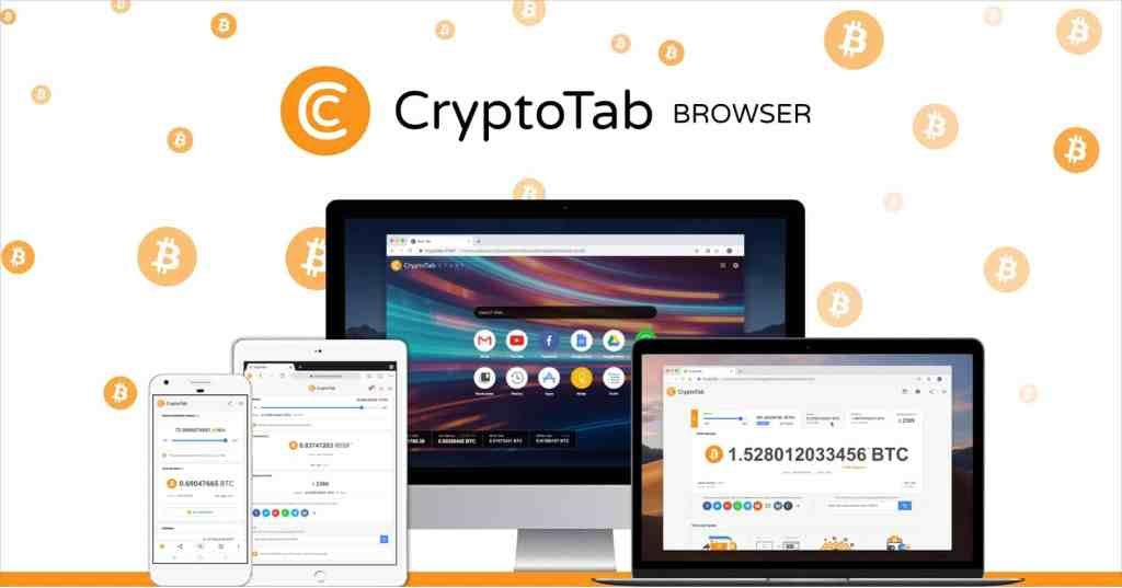 CryptoTab Browser - Get rewarded by surfing the web