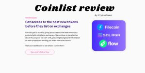 Coinlist review