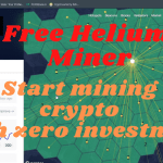 Mining HNT with a free Emrit miner